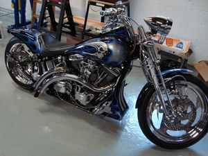 1999 Harley-Davidson Springer Softail