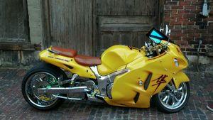 2003 Suzuki Hayabusa