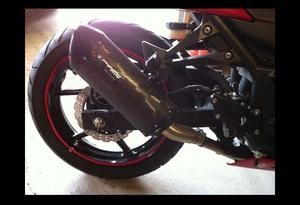 2012 Kawasaki Ninja 250R Spcl Ed
