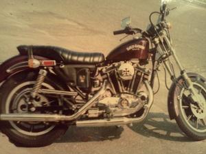 1981 Harley-Davidson Sportster 1000