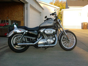 2009 Harley-Davidson Sportster 883 Low