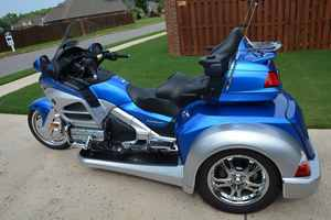 2013 Honda Gold Wing ABS