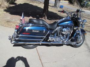 2003 Harley-Davidson Road King Police