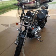 2007 Harley-Davidson Sportster 883 Low