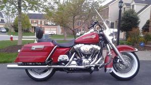 2005 Harley-Davidson Firefighter Special Edition