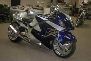 2004 Suzuki Hayabusa Ltd