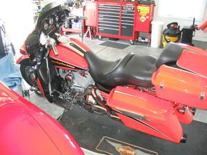 2004 Harley-Davidson Screamin Eagle Electra Glide