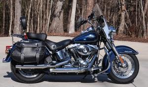 2013 Harley-Davidson Heritage Softail Classic