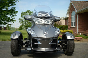 2011 Can-Am Spyder RT-S