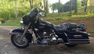 2000 Harley-Davidson Police
