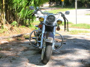 1990 Harley-Davidson Heritage Softail Classic