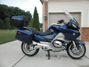 2008 BMW R1200RT ABS