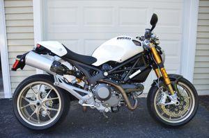 2009 Ducati M1100 S