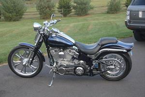 2007 Harley-Davidson Screamin Eagle Softail Springer