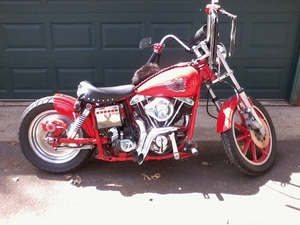 1975 Harley-Davidson Super Glide