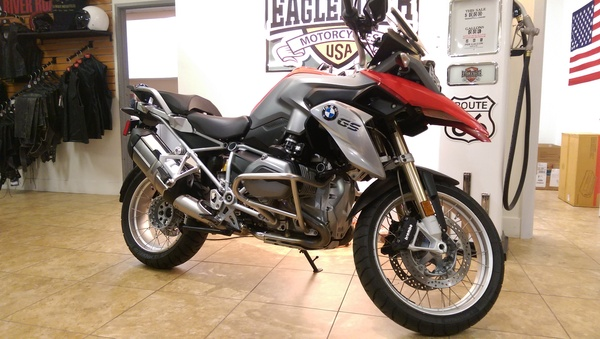 Used 2014 Bmw Motorcycles R1200gs Abs For Sale In Las Vegas Nv 43043