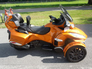2014 Can-Am Spyder RT SM6