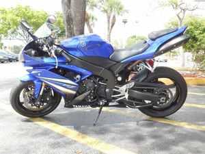 2007 Yamaha YZF-R1