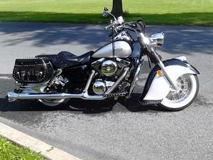 2004 Kawasaki Vlcn Drifter