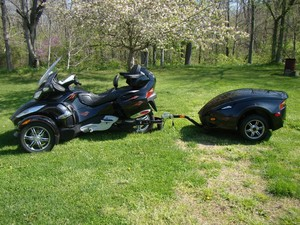 2010 Can-Am Spyder RT-S