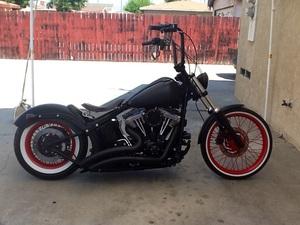2012 Harley-Davidson Blackline