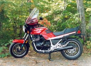 1986 Suzuki GS1150EG