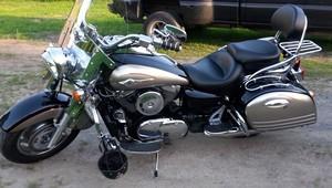 2007 Kawasaki Vulcan Nomad