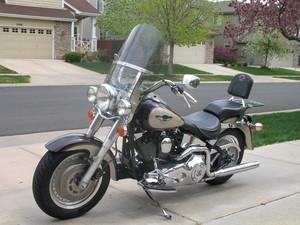 1998 Harley-Davidson Fatboy Anniv