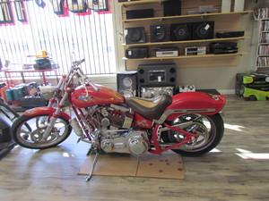 1995 Harley-Davidson Softail Custom