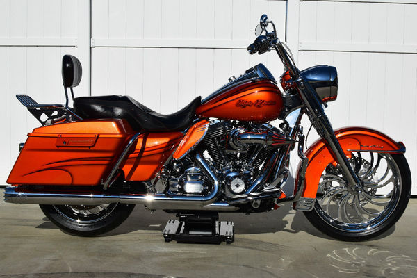 Resetting The Fuel Gauge Harley Davidson Touring