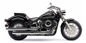 2004 Yamaha V Star 1100 Custom