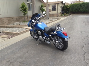 2002 Kawasaki Vulcan Mean Streak