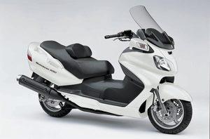 2011 Suzuki Burgman 650 Exec ABS