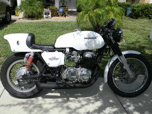 1977 Honda 750 Four