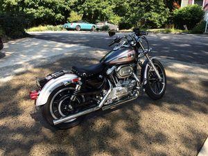 1993 Harley-Davidson Sportster Anniversary