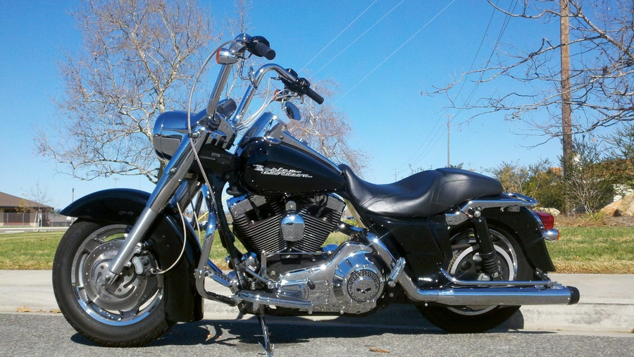 2006 road king custom wheels submited images
