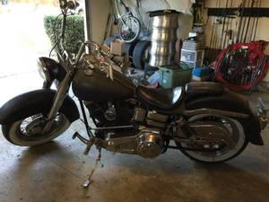 1989 Harley-Davidson Low Rider Custom