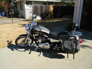 2004 Harley-Davidson Sportster Custom