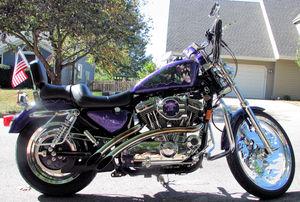 1999 Harley-Davidson Sportster XL