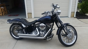 2007 Harley-Davidson Screamin Eagle Softail Springer