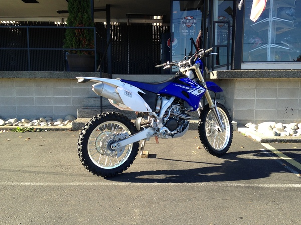 used 2013 yamaha wr250f for sale in seattle wa 48119