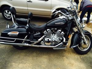2001 Yamaha RylStr Tr Dlx