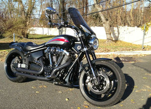 2004 Yamaha Road Star Warrior