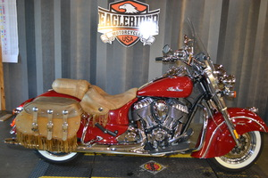 2014 Indian Chief Vintage