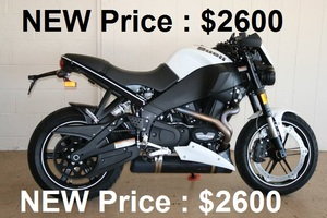 2009 Buell Lightning Long