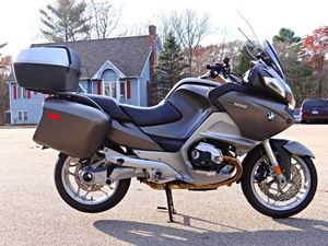 2011 BMW R1200RT ABS