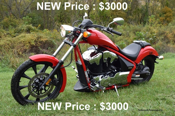 Used 2013 honda motorcycles fury for sale in dallas tx for Honda motorcycle dealer dallas