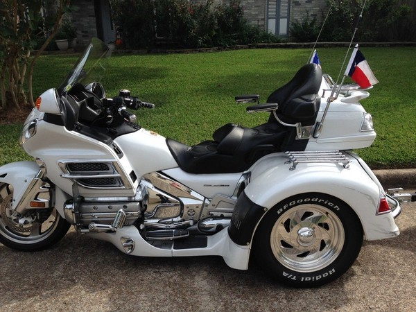used 2008 honda motorcycles gold wing for sale in lumberton tx 49590. Black Bedroom Furniture Sets. Home Design Ideas