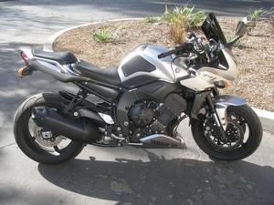 2011 Yamaha FZ1