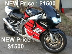 1998 Honda CBR900RR
